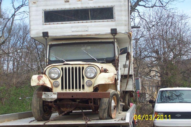 jeep camper 1969 cj5 camper survivor 4. Black Bedroom Furniture Sets. Home Design Ideas